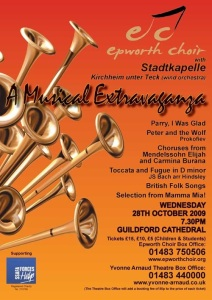 A Musical Extravaganza