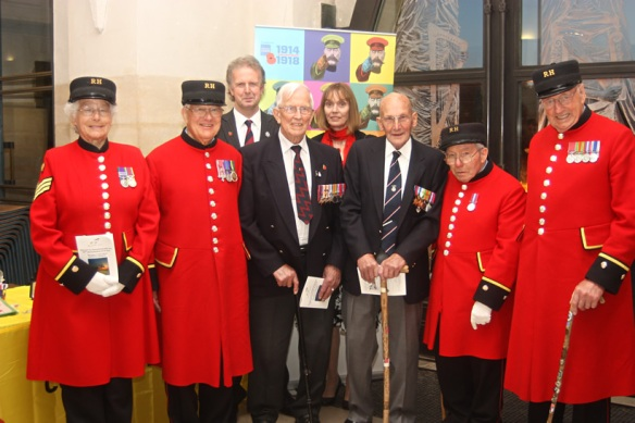 D-Day Concert - Chelsea Pensioners