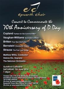 D-Day Concert