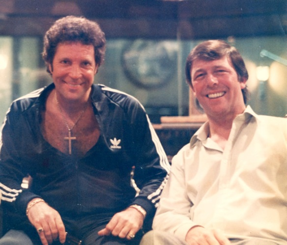 Les Reed and Tom Jones