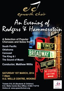 An Evening of Rodgers and Hammerstein